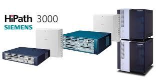 Giới thiệu tổng đài điện thoại Siemens